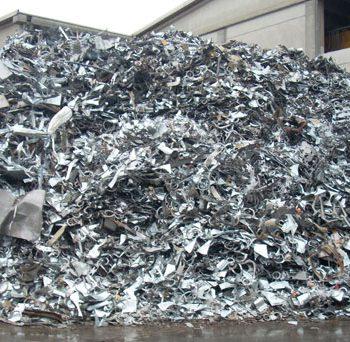Rottami alluminio