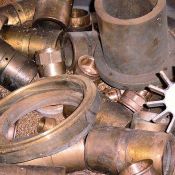 Rottami bronzo