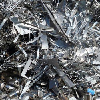 Rottami acciaio inox